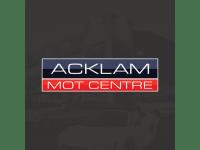 Acklam MOT Centre