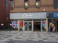 Clarks Factory Shop - Slough, Slough