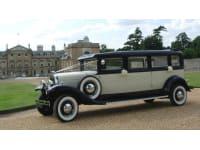 Image Of Vintage Limousine Hire