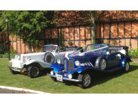 Image Of Bedford Wedding Car Hire