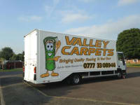 Logo of Valley Carpets & Flooring