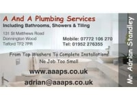 A & A Plumbing Services
