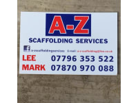 A - Z Scaffolding Services