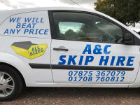 A & C Skip Hire