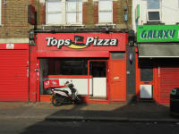 Tops Pizza Ltd Hounslow Pizza Delivery Takeaway Yell