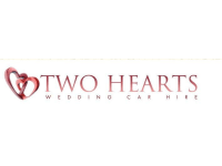 Image Of Two Hearts Wedding Cars