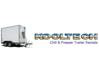 KoolTech Chiller & Freezer Trailer Rentals, Bristol