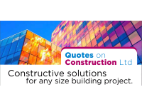 logo of quotes on construction ltd