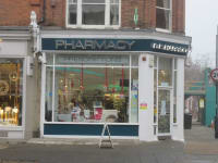 C E Harrod Pharmacy