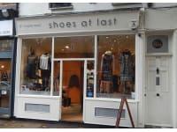 Logo Of Shoes At Last Ltd