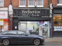 Logo of Perfection Nail & Beauty Salon