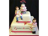 Logo Of Shelleys Cakes