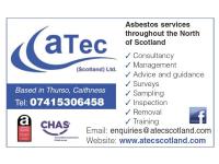 Asbestos Removal Cost Scotland