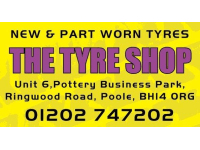 The Tyre Shop Poole Tyres Yell