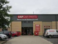 GSF Car Parts (Kettering)