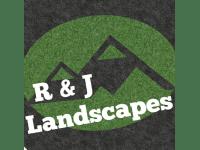 Logo Of R J Landscapes