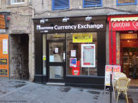 No currency edinburgh bureaux de change foreign exchange