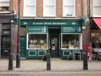 Albion Wine Shippers Ltd