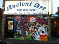Ancient Art Tattoo Studio Uxbridge Tattooists Yell