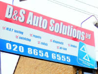 D And S Auto >> D S Auto Solutions London Mot Testing Yell
