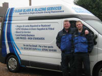 C Clear Glass & Glazing Services