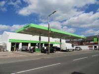 Alfreton Petrol Station