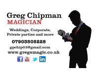 Greg Chipman Magician