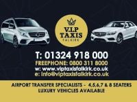 Taxis Private Hire Vehicles In Cumbernauld Reviews Yell