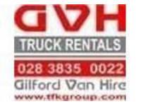53fbf3faae Logo of Gilford Van Hire Ltd