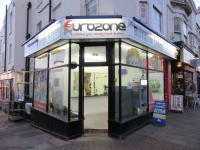 Eurozone brighton ltd brighton bureaux de change foreign