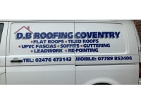 D B Roofing Coventry Roofing Services Yell