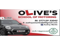 Image of Olive's School of Motoring