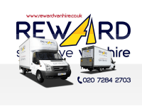 b5bfaea1f6c4de Logo of Reward Van Hire