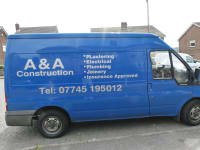 A & A Plastering & Property Repairs