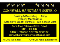 Handyman Services in Newquay | Get a Quote - Yell