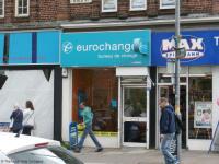 Eurochange kings heath birmingham bureaux de change foreign
