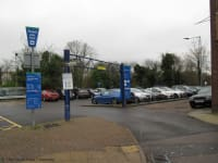 Euro Car Parks Letchworth Garden City Car Coach Lorry Parks Yell