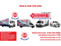 AA Removals UK Ltd
