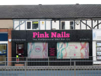 Pink Nails Horsforth Home Facebook