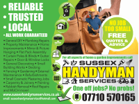 Handyman Services in Crawley, West Sussex | Get a Quote - Yell