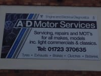 A & D Motor Services