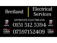 Logo Of Bretland Electrical Services