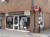 Logo Of Futon Co
