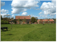 Frogs Hall Barn, Dereham | Bed & Breakfast - Yell