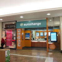 Bureaux De Change Foreign Exchange in Meadowhall Station