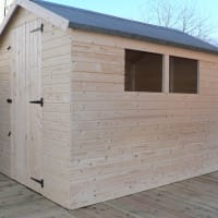 image of harts timber sheds - Garden Sheds Oldham