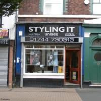 Image Of Styling It Hair Salon
