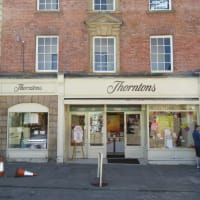 Thorntons Plc Chesterfield Confectionery Yell