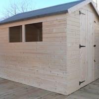 image of harts timber buildings - Garden Sheds Haydock