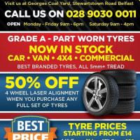 Advanced Autos & Tyre Services, Belfast